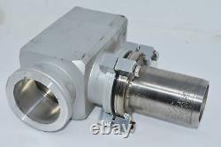 SMC XLA-63DG-M9 High Vacuum Angle Valve 0.4-0.7Mpa