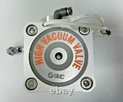SMC XMA-40C-X626 High Vacuum Right Angle Valve