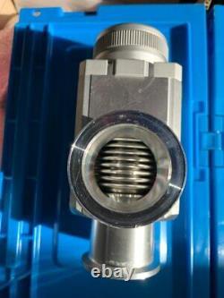 Smc Xlh-40 High Vacuum Valve / Angle Valve