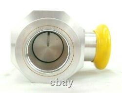 VAT 26328-KA11-1001 Pneumatic Right Angle Vacuum Valve Lam FPD Continuum Spare