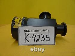 VAT 26328-KA11-1002 Pneumatic Angle Valve TEL Tokyo Electron UnityII Used