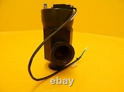 VAT 26332-KA71-1001 Angle Isolation Valve Sensor TEL 1D86-003796-12 Copper Used
