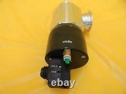 VAT 62132-KA28-AAH1 Pneumatic Isolation Angle Valve Used Working