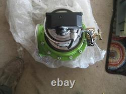 VAT Air Operated Right Angle Aluminium Vacuum Bellows Valve # F60089-23 6 HUGE