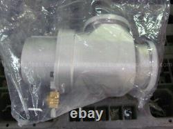 VAT Vacuum Angle Valve P/N 24340-QA41-0003 / 0521, D/N 1134030 / 1