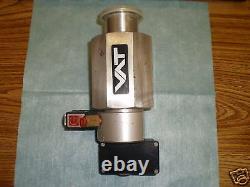 VAT Vacuum Bellows Valves Angled, Aluminum Body