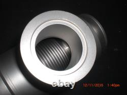 Valve Bellows vacuum right angle MKS L2-40-AK-063-CHVNH