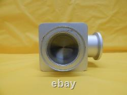 Varian 233355097 Pneumatic Vacuum Angle Valve NW-40-A/O VSEA Working Surplus