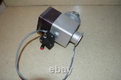 Varian L6281333 Pneumatic Vacuum Angle Valve Nw-40-a/0