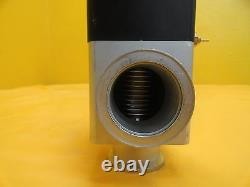 Varian Semiconductor VSEA MSP A1355 Pneumatic Angle Valve N/W40 A/O Working