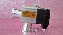 Vat Right Angle High Control Vacuum Valve w Soft Pump 26428 ka 21 Bcd1 A 931663