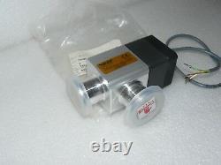 Vat Vacuum Angle Valve 24428-ka21-0001 0057 Kf-25 Nw25 Series 244 Aluminum New
