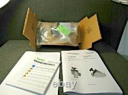 Vat Vacuum Angle Valve 24428-ka-01 Handwheel Dn25 Nib