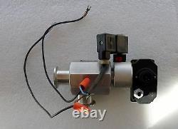 Vat Valve F-60051-381 Solenoid Valve Angle Vacuum Kf-40 Nw40